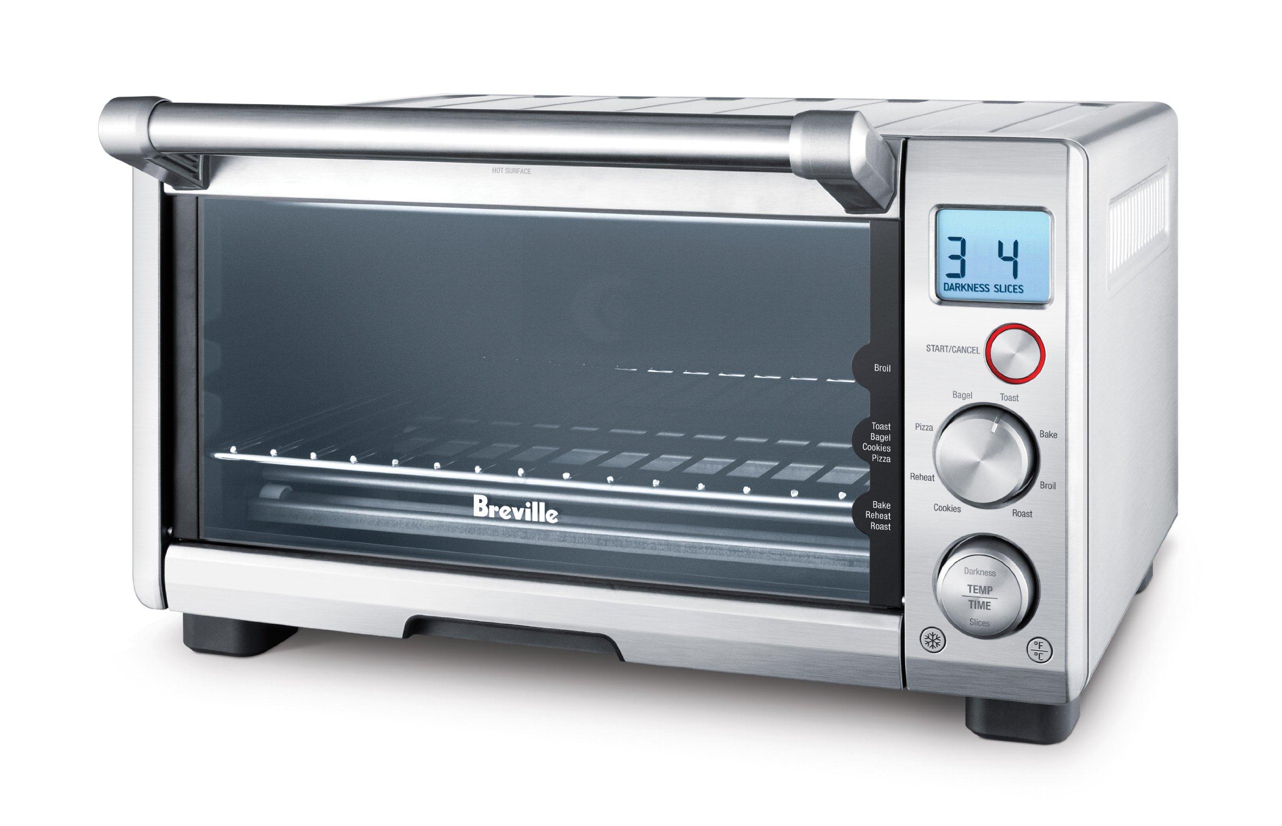 BREVILLE BOV650XL Counter Oven Silver