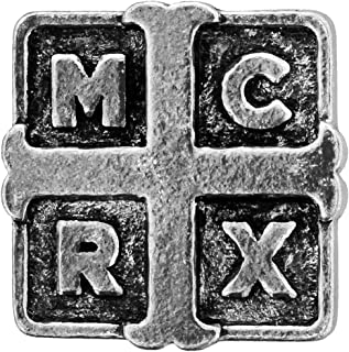Officially Licensed MCRX Cross Pewter Pin