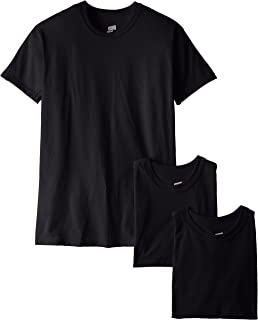 Men's 3 Pack-USA Poly Cotton Military Tee