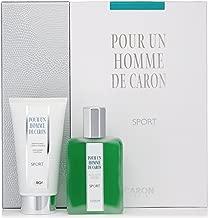CARON PARIS Pour Un Homme De Sport Gift Set