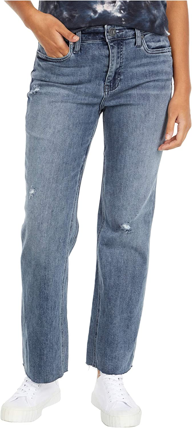 KUT from the Kloth Kelsey High-Rise Leg Sales Bargain results No. 1 in Flare Inset Mas Ankle