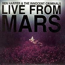 Live from Mars [Vinilo]