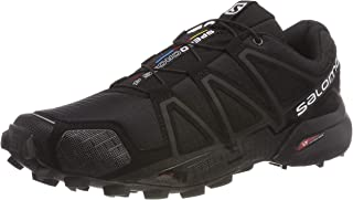 SALOMON Men's Speedcross 4 Trail Running Shoes Waterproof