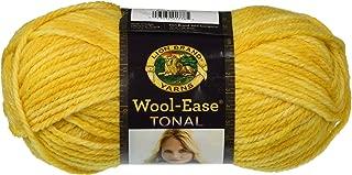 lion brand wool ease tonal yarn