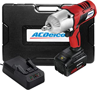 Best ac delco impact wrench Reviews