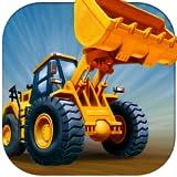 Kids Vehicles: Construction + puzzle & coloring book