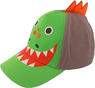 لوازم جانبی ABG لوازم جانبی کودک نو پا بچه گانه کلاه بیس بال پنبه ای با طرح های متنوع حیوانات مختلف، سن 2-4