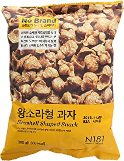 No Brand Seashell Shaped Snack, 300g
