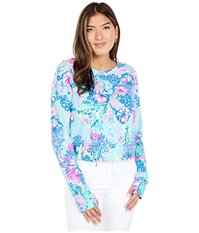 Lilly Pulitzer Alex Pullover (Multi Beach You To It) Women