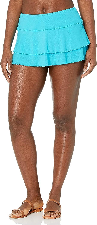 大人気 Body Glove Women's Smoothies Lambada Solid Up 注目ブランド Skirt S Cover Mesh