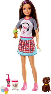 Barbie Sisters Skipper Doll and Ice Cream Stand