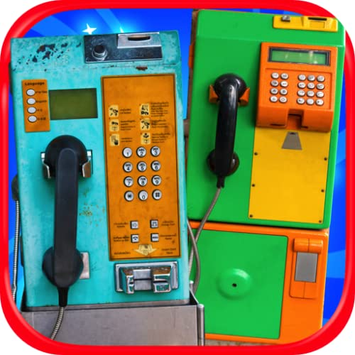 Payphone Simulator 2 - Retro Pay Phones, Rotary Phones & 1980s Public Phone FREE