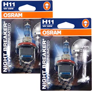OSRAM - Night Breaker Unlimited H11 (Pair)