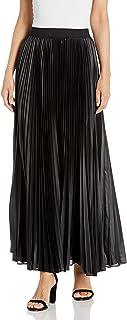 BCBGMAXAZRIA Women's Pleated Maxi Skirt