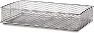 Design Ideas Mesh Drawer Store, Silver, 6 by 9-Inch (120949)