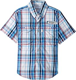 Columbia Kids - Super Bonehead™ S/S Shirt (Little Kids/Big Kids)
