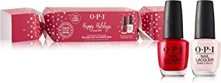 OPI Double Bon Bon Christmas Set Red Pink