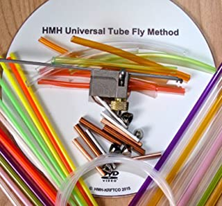 HMH Tube Fly Method Starter Kit with DVD