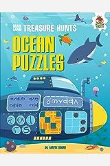 Ocean Puzzles (Brain Game Treasure Hunts) Kindle Edition