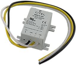 Citel MSB10 -400 Hard -Wired AC Surge Protector-230V Single