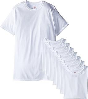 Hanes Ultimate Men's 8-Pack Crew T-Shirt