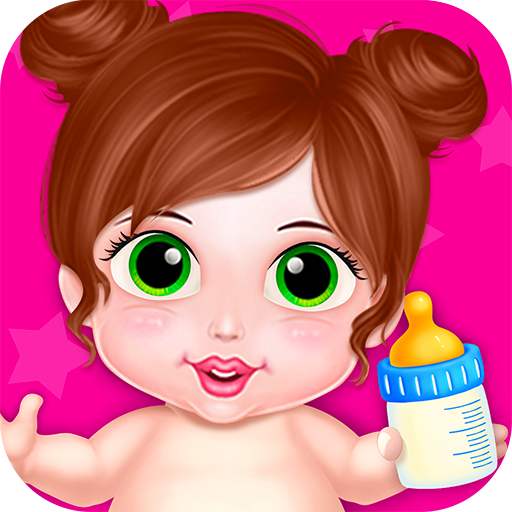 Niñera Cuidar bebes Babysitter guardería : Juego de cuidado de niños para los niños y niñas - Gratis