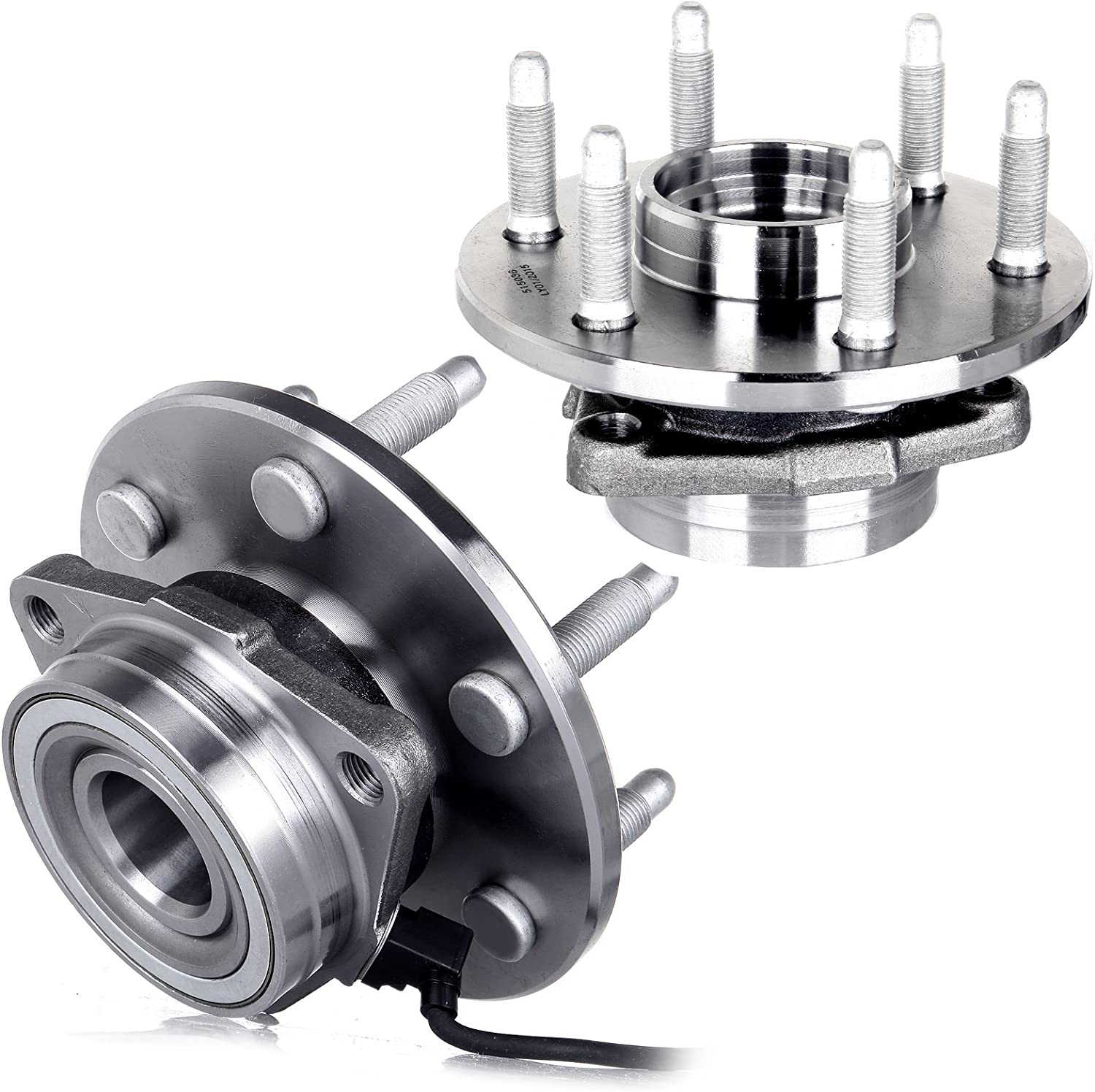 SCITOO 515036 Wheel Bearing Mesa Mall and Hub Fit f 2003-2006 Washington Mall Assembly for