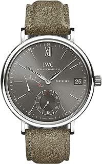 IWC Portofino Hand-Wound Eight Days Grey Dial IW510115
