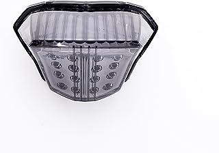 Luz Trasera LED con señales de giro integradas para YAMAHA 09-15 XJ6 Diversion;09-17 FZ6R Lente de humo