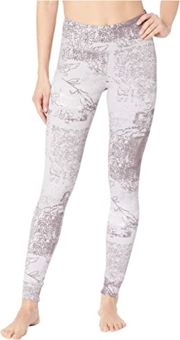 Lux Bold Tights - Dismantled Flora