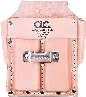 CLC Custom Leathercraft 700 Tool Pouch, Heavy Duty, 5-Pocket
