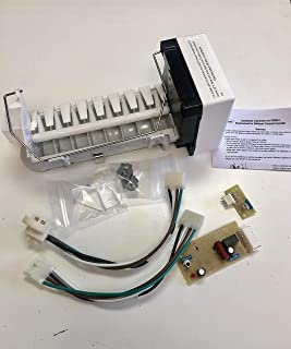 Edgewater Parts 2198597 And 4389102 Refrigerator Ice Maker And Ice Level Control Kit Compatible With Whirlpool Refrigerator