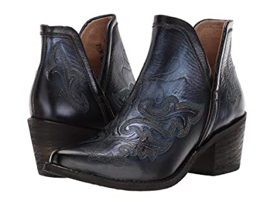 Corral Boots Q0152 (Blue) Women