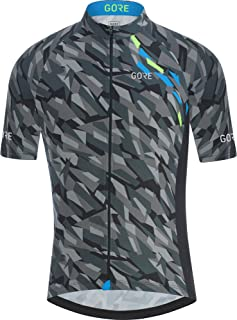 GORE WEAR Men's Breathable Cycling Short Sleeve Jersey