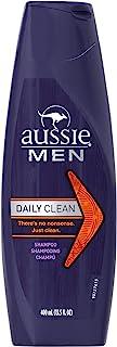 Shampoo Aussie Men Daily Clean - 400 ml