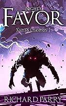 Night's Favor: A Werewolf Supernatural Thriller Epic (Night's Champion Book 1)