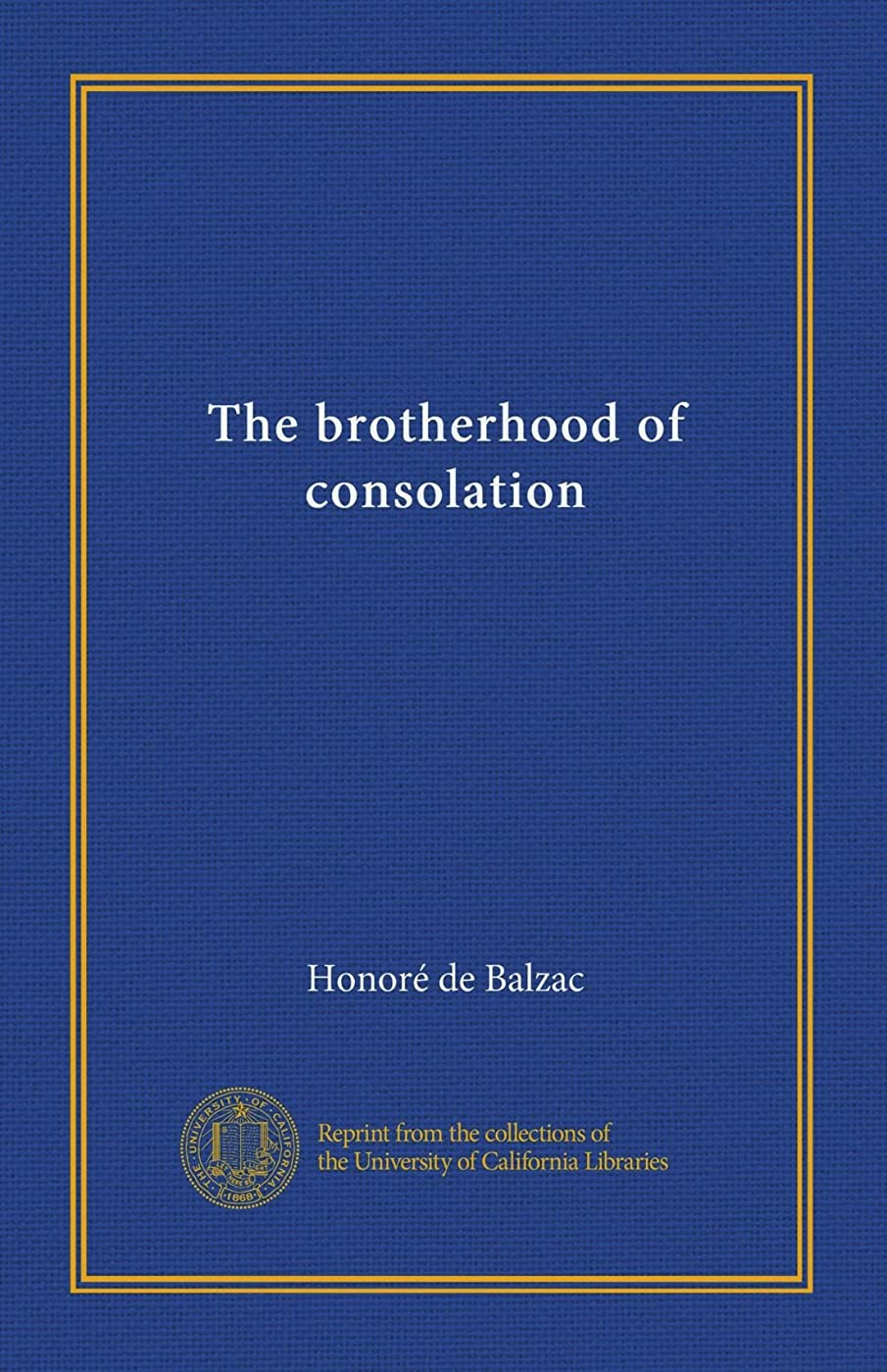 良心アクション大工The brotherhood of consolation