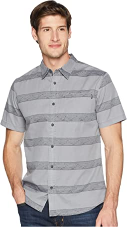 Wagner Short Sleeve Woven Top