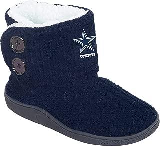 NFL Womens Knit 2 Button Boot