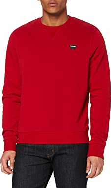 Wrangler Sign Off Crew Sweater Homme