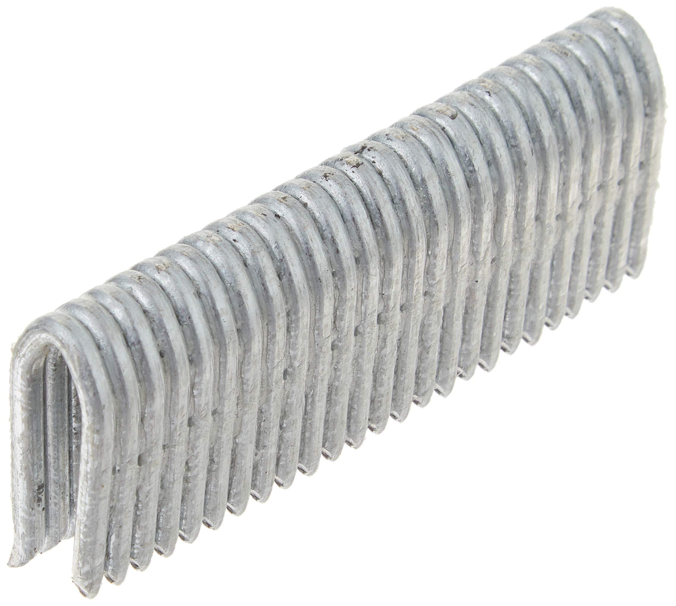 """1000 9 Gauge Freeman FS9G175 9-Gauge 1-3//4/"""" Barbed Fencing Staples"""