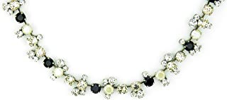 "product image for Rachel Marie Designs ""Ashley"" Necklace; ""Tiramisu"" colorway"