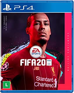 Fifa 20 Edição Champions - PlayStation 4