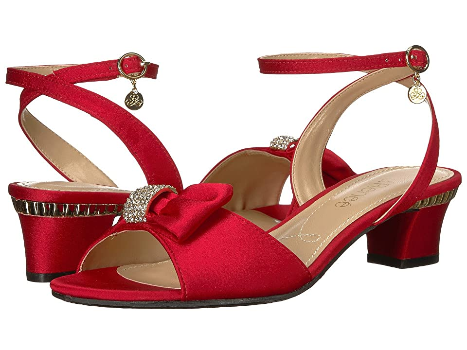 J. Renee Davet (Red) High Heels