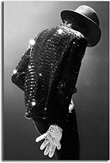 Poster #47 Michael Jackson 80s Pop Rock Musician Music 40x60 inch More Sizes Available