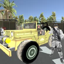 Call of FPS Parking : Multiplayer Enemy War Strike
