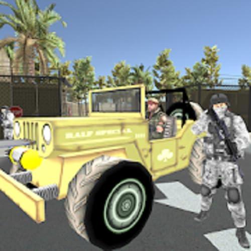 Call of FPS Parking : Multiplayer Enemy War Strike