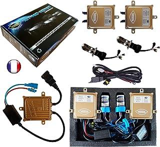 akhan num/érique 9 32/V 35/W Canbus Ampoule x/énon Kit avec Ballast HB3/8000/K x/énon HID Ampoule et mat/ériel de Fixation sans Flamme vacillante sans Message derreur