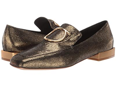 Salvatore Ferragamo Lana (Gold Metallic) Women