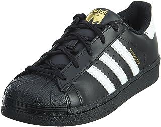 adidas Originals Superstar, Basket, Noir Blanc Noir, 28 EU